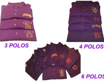 Omega Psi Phi (Polo Package 3,4,6)