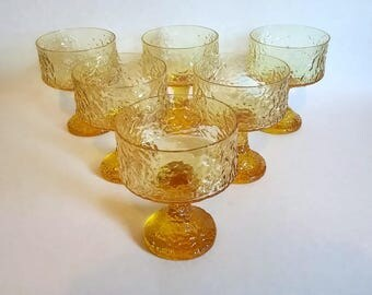 Lenox Impromptu Sherbet Glasses  Set of 6