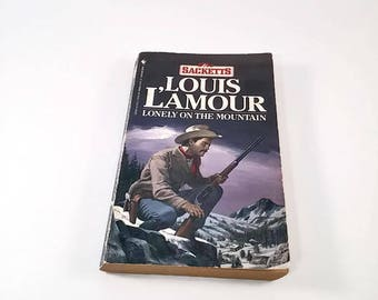 Lonely on the Mountain by Louis L'Amour  Paperback  Western