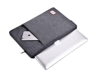 Laptop Sleeve 13 Inch, Macbook Air 13 Inch Case, Laptop Case, Macbook Air Sleeve, Macbook Pro Hard Case, Macbook Pro a1706, Dark grey, K81