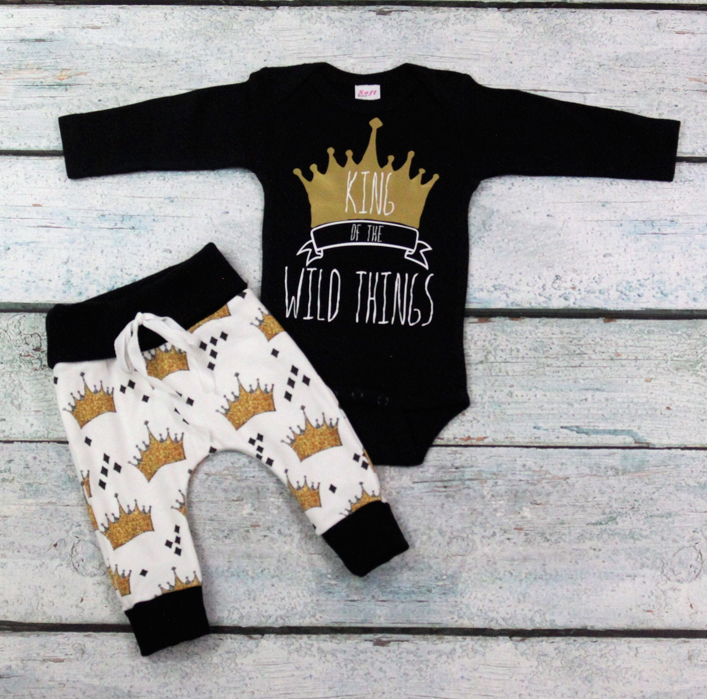 Where The Wild Things Are Baby King Of The Wild Things Are I