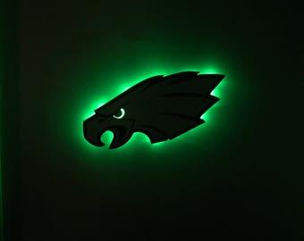 Eagles LED Sign