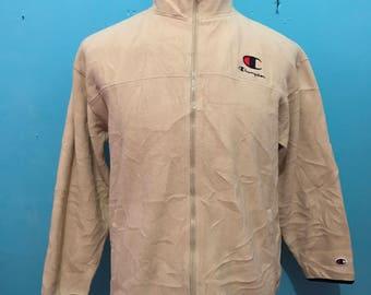 Champion Authentic American Athletic Apparel Sweatshirt Zipper