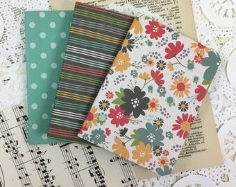 set of 3 MINI composition books