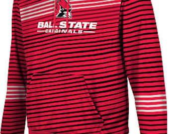 ProSphere Boys' Ball State University Vector Pullover Hoodie (BSU)