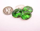 Swarovski 4120 Fern Green F 18X13MM Stone (1 piece)
