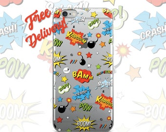 FREE SHIPPING Super Hero Phone Case iPhone 7/7+/6/6S/6+/6S+65/SE, Galaxy S8/8+/7/7Edge/6/6Edge/5/Note5/J7Prime, Huawei P8/P8Lite2016/P9Lite