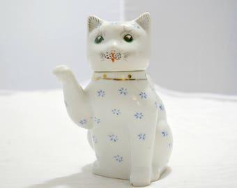 Ceramic Kitty Potpourri Scent Diffuser