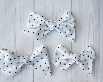 Hand Tied Bow