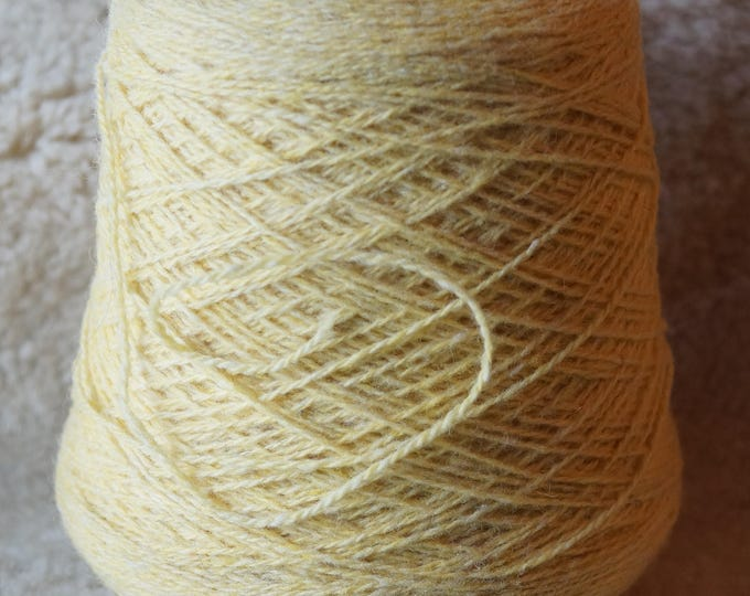 Gold Heather 2 ply wool Fisherman yarn from Bartlettyarn sale