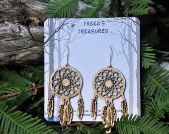 Various Wooden Earrings