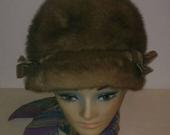 Anniversary Sale Gorgeous Vintage Fur Hat