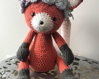 Victoria the woodland fox