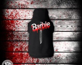 Barbie Killer - Dog Tank - Black