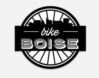 Bike Boise - Sticker/Decal