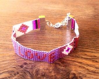MYC Paris - Wife Love Bracelet - Miyuki beads 100% hand-made