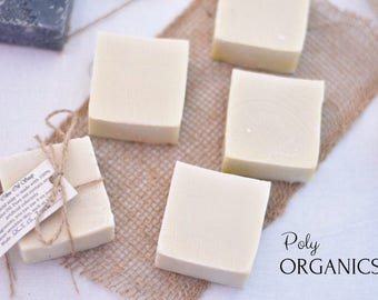 Organic Baby Soap (pure olive oil soap, castile soap, vegan soap, made in Canada)