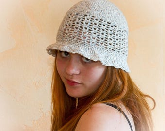 very nice cotton for spring or fall Hat