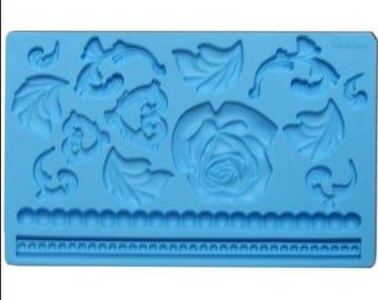 Wilton fodant, gumpaste or chocolate mold