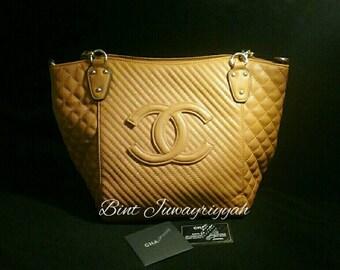 CC Large Bucket Handbag
