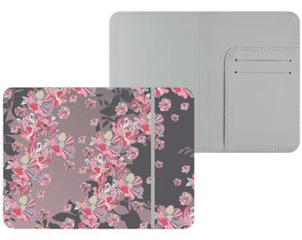 Passport Cover featuring our Blossom Print