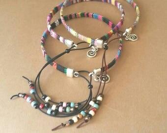 Ethnic ankle bracelet, ethnic anklet
