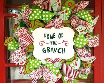 Grinch   Etsy