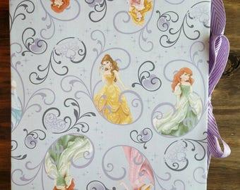 Disney Princess Accordion Album