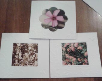 Pack of 3 Greeting cards