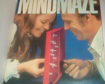 Vintage 1970 Mind Maze Game Complete Parker Brothers