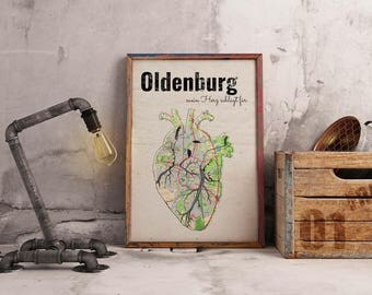 Oldenburg - my favourite city