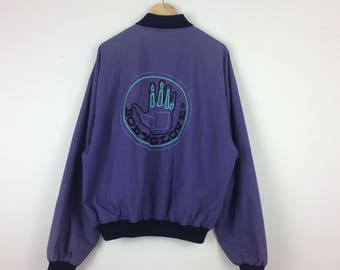 Vintage Body Glove Jacket / Nylon Jacket / Surfing Tee/ Vintage Tees/ Skate Shirt/ Vintage Skate/ Streetwear