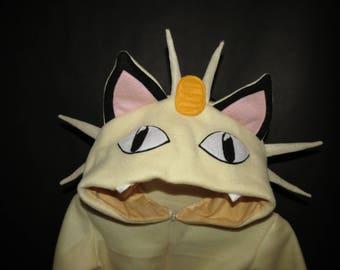Pokemon Meowth Costume