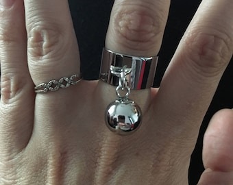 Ring stainless steel ball