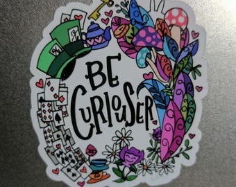 Be Curiouser - MAGNET