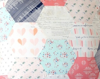 Paperie Pre-Cut Hexagons by Amy Sinibaldi