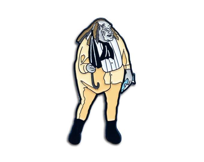 Penguin Returns Pin