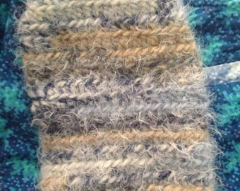 Macaroon Blue and Beige Dog/Puppy/Cat Sweater