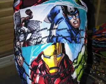 Marvel comics welding cap