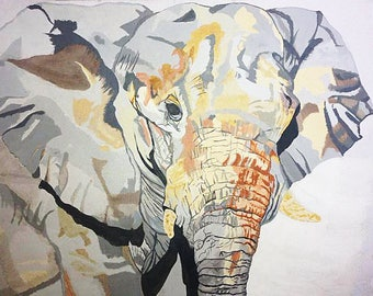 A4 reproductions Elephant