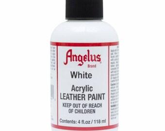 Angelus 4oz White Paint