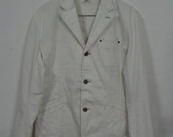 Vintage Blazer Jacket ELLE Homme Size Large