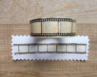 Tape 10 cm 1.5 m drawing photographic film