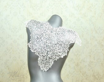 Lace insert - white - No. 15