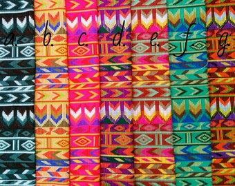 Tribal Fabric, Fabric by the Yard, Cotton Fabric, Indian Fabric, Boho Fabric, Indian Handloom Fabric, fabric by the yard, Craft fabric