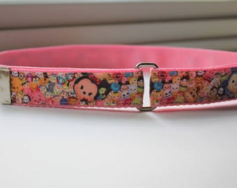 Tsum Tsum - Kids' Adjustable Velcro Belt