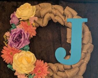 "16"" Spring Wreath"