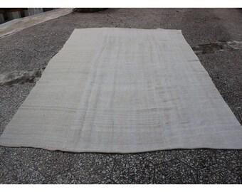 Kilim Rug,330x215cm,10u00278x7u00271 Ft,Hemp Rug,Turkısh