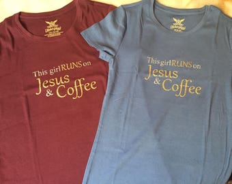 Jesus and Coffee Shirt