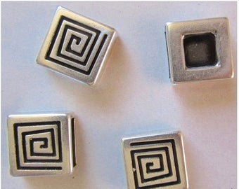 Solde -5% BEAUTIFICATION JEWEL passing square spiral